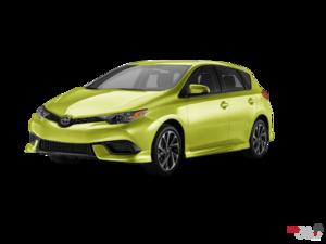2016 Scion Corolla iM BASE