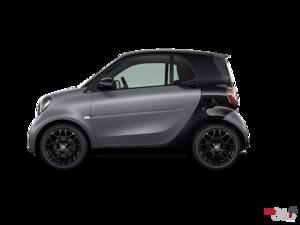 Smart fortwo coupé PURE 2016