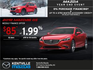 Mazda - Get the 2018 Mazda6 Today!