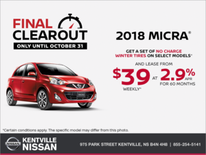 Nissan - 2018 Nissan Micra Today!