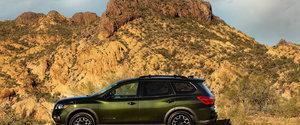 Les Nissan Maxima 2019 et Nissan Pathfinder Rock Creek font leur entrée au Canada.