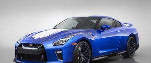 Nissan présente une nouvelle GT-R à New York