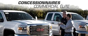 Programme Commercial Élite chez Repentigny Chevrolet Buick GMC