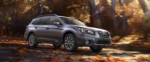 Le Subaru Outback 2017 arrivé à Montréal