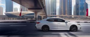 Plus de style pour l'Acura TLX 2018