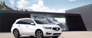 Avec Acura Sport Hybrid SH-AWD, l'avenir commence dès aujourd'hui