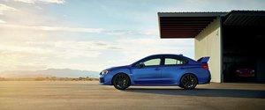 Toujours autant de plaisir avec la Subaru WRX STI 2018