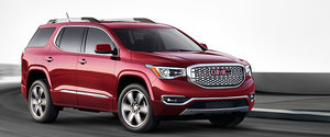 2017 GMC Acadia: Upping the Ante