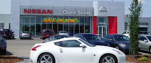 Gord Scott Nissan is looking for Sales Professionals