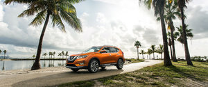 2017 Nissan Rogue vs 2017 Hyundai Tucson: The Rogue if you need space