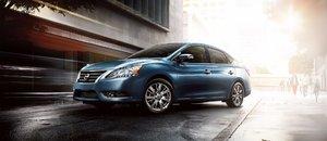 Nissan dévoile la nouvelle Sentra à Los Angeles