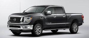 Nissan Titan 2017, camionnette aux grandes capacités