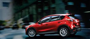 Mazda CX-5 2015 – Continuer de dominer