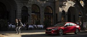 Mazda6 2018 : le plaisir de la turbocompression