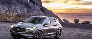Trois raisons d'acheter un Infiniti QX50 2019 au lieu d'un Volvo XC60