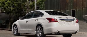 Nissan Altima 2015 – Toujours une option intéressante