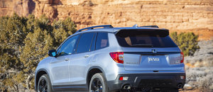 Honda Passport 2019 vs Chevrolet Blazer 2019