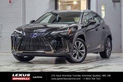 2019 Lexus UX HYBRIDE F SPORT II AWD; CUIR TOIT GPS ANGLES MORTS