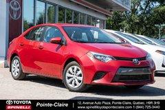 2015 Toyota Corolla ***RESERVE***LE