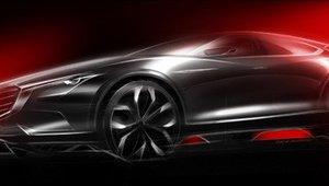 Mazda dévoile son concept Koeru à Francfort