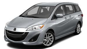 La Mazda 5- Selon le Guide de l'Auto