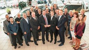 Nissan Saint-Hyacinthe: Lauréat du Grand prix d'excellence