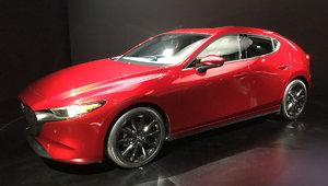 La Mazda3 2019 Présentée à Los Angeles : la traction intégrale au menu