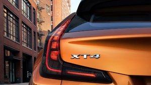 Cadillac XT4 le mélange parfait entre le luxe et le plaisir de conduire.