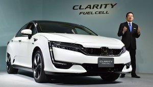 Honda lance sa voiture à l'hydrogène
