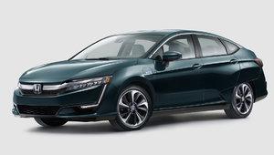 Honda Clarity : nouveau modèle écologique de Honda
