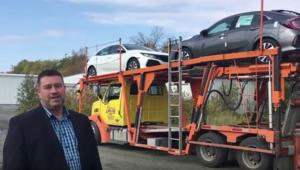Arrivée Civic Hatchback 2017
