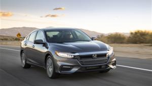 La nouvelle Honda Insight 2019 arrive chez Sherbrooke Honda