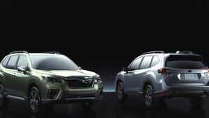 Le tout nouveau Forester 2019 sera disponible cet autonome chez Subaru Montréal!