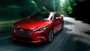2016 Mazda6: KODO Forever