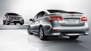 Nissan Sentra 2013: Une Nissan Altima passée à la sécheuse