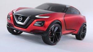 Nissan démontre tout son style avec le concept Gripz à Francfort