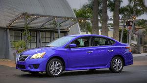 Nissan Sentra 2013 - Maintenant une rivale de taille