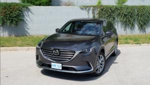Mazda CX-9 2016 : renouveau et domination