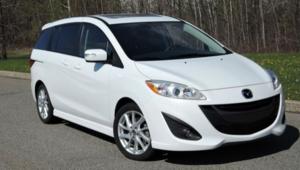 Mazda5 2016: Polyvalente et agréable à conduire
