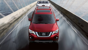 Un nouveau Nissan Pathfinder 2017 fait son entrée à Chicoutimi