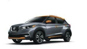 Nissan Kicks - Evénement approuvé par le fabricant
