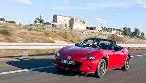Mazda MX-5 2016: L'attente est terminée, voici le roadster nouveau!