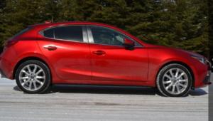 Mazda 3 Sport GT 2015: L'étoffe d'une championne!