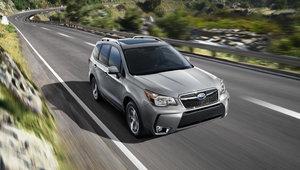 Subaru Forester 2014 – Nouvelle génération encore mieux réussie