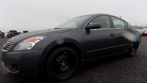 Nissan Altima 2.5 S MANUELLE 2009