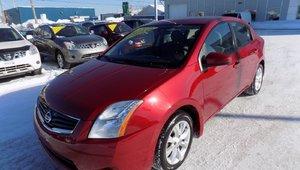 Nissan Sentra 2.0 CVT GARANTIE PROLONGÉE !! 2011