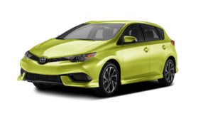 Corolla iM  2016