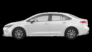 2020  Corolla Hybrid