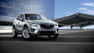 The 2015 Mazda CX-5 is available now