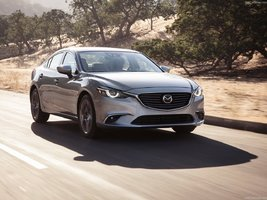 2016 Mazda6 - Standing out